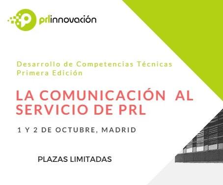 Curso de Cominicación PRL. Madrid