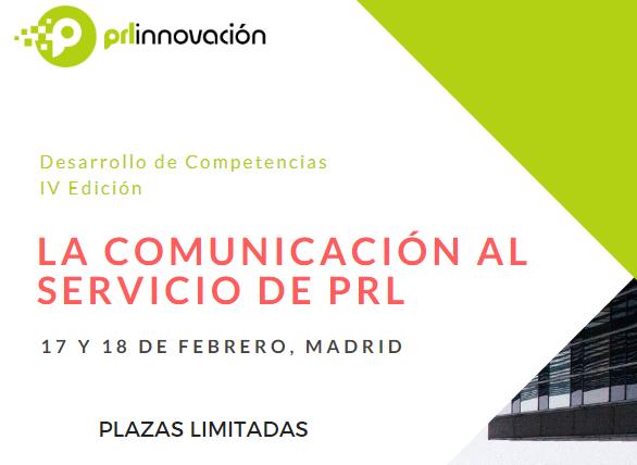 comunicación en PRL