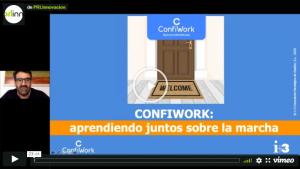 Webinar 'ConfiWork: aprendiendo juntos sobre la marcha'